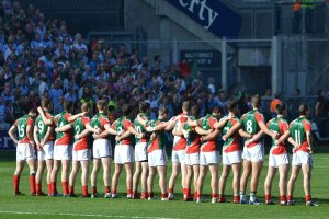 Mayo senior football team 2013