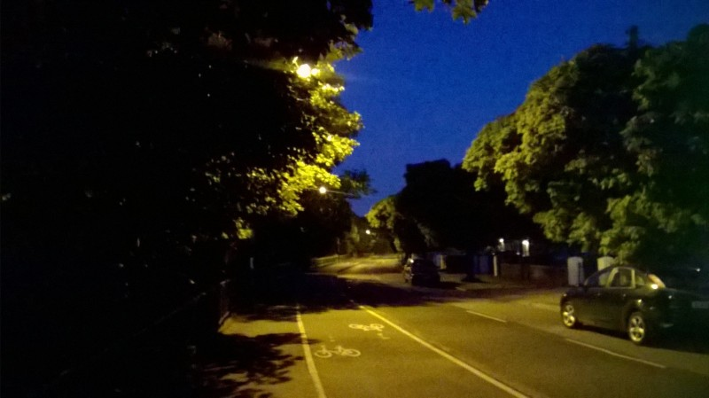 walk by dusk