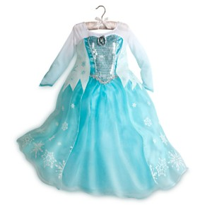 Frozen Elsa costume